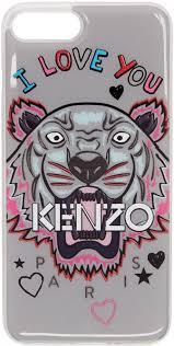 kenzo sweater cheap sale kenzo grey i you tiger iphone 7