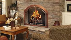 Arched Fireplace Doors by Northfield Fireplace U0026 Grills Glass Doors