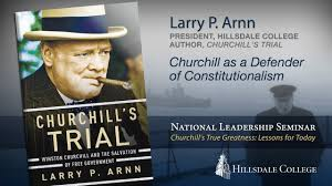 churchill as a defender of constitutionalism