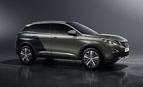 black peugeot 2017 peugeot 3008 gt revealed first ever u0027gt u0027 suv performancedrive