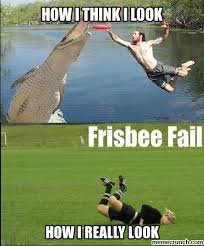 Ultimate Frisbee Memes - playing ultimate frisbee