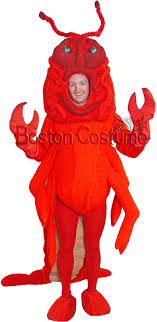 lobster costume lobster costume at boston costume