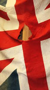 English Flag Ripped English Flag Android Wallpaper Free Download
