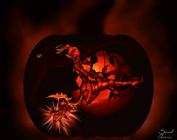 Pumpkin Carving Halloween Pumpkin Carving Contest Winners Lineage Ii Truly Free
