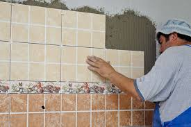 Installing Wall Tile How To Install Wall Tile Howtospecialist How To Build Step By