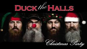 duck the halls duck dynasty album zooms up charts