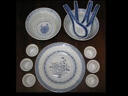 dinnerware u0026 serving dishes chinese blue u0026 white dinner set 13