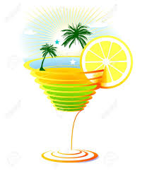 cocktail vector caribbean cocktail royalty free cliparts vectors and stock