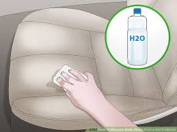 Learn How To Do Car Upholstery 3 Ways To Remove Soda Stains From A Car U0027s Interior Wikihow