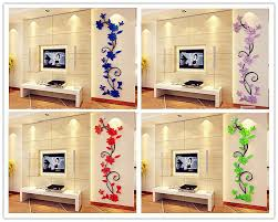 wall sticker picture more detailed picture about flower vine