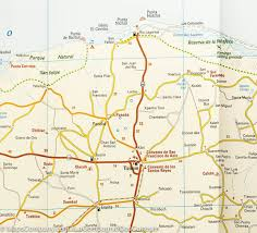 Map Of Monterrey Mexico by Map Of Yucatan Mexico Reise Know How U2013 Mapscompany