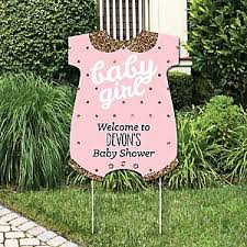 baby shower welcome sign hello one pink and gold baby shower theme