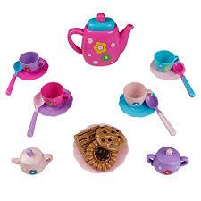 jouet de cuisine pour fille jouets de bain service à thé enfant et cuisine jouet pour enfant