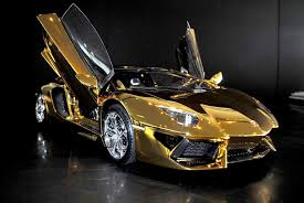 is lamborghini a german car golden lamborghini