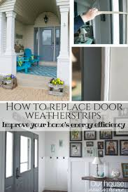 How To Get A Copy Of Your House Plans by How To Replace Door Weatherstrip Simple Ways To Improve A Home U0027s
