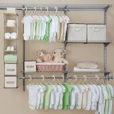 nursery closet organizer smart ba closet systems closet organizers