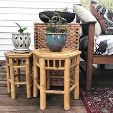 plant stand bamboo plantands indoorand table foldable tier ikea