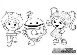 nick jr team umizoomi coloring pages coloring pages