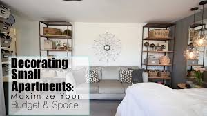 Interior Design Ideas For Apartments Maximize Your Space Budget In Small Apartments Interior Design