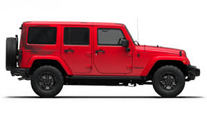 jeep wrangler in the winter the 2017 jeep wrangler winter edition lights the year