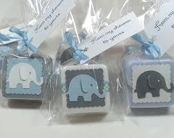 baby shower favors for boy elephant baby shower favors etsy
