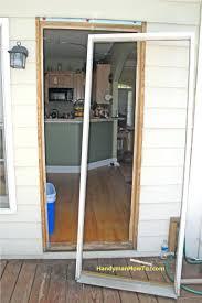 Repair Interior Door Frame How To Replace An Interior Door Frame Www Napma Net