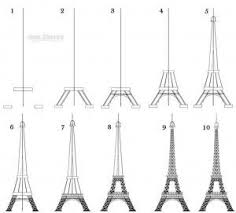 draw the eiffel tower step by step jpg