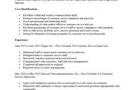 Sample Customer Service Supervisor Resume by Casino Floor Supervisor Resume Example Reentrycorps
