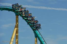 Map Of Seaworld Orlando by Kraken Roller Coaster At Seaworld Orlando Thrilling Ride In