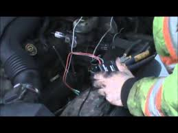 how to install a tachometer auto meter tach adapter 9117 youtube