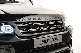 Sutton Range Rover Car Dealerships Uk New U0026 Used Luxury Car Sales