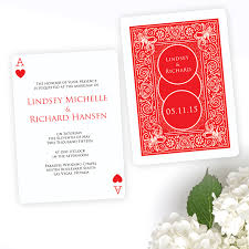 vegas wedding invitations sle las vegas wedding invitations card with