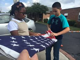Flag Etiquette In Wake Of Recent Flag Controversies Portsmouth Teaches