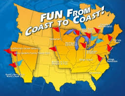 cedar fair parks map rides opening at cedar point and all cedar fair parks
