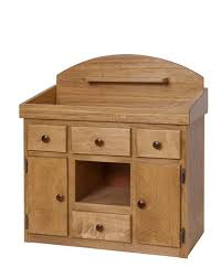 Wood Changing Table Wood Baby Doll Changing Table From Eco Friendly Digs