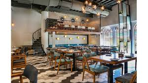 girgaon gets a vibrant new resto bar in canto café architectural