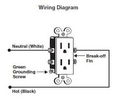 3 white 3 black wires to 4 wire receptacle leviton online
