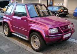 the old style suzuki vitara the wishlist pinterest cars