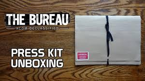 the bureau ps3 review the bureau xcom declassified press kit unboxing review hd