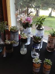 Wine Bottle Planters by 83 Best Glassed Up Images On Pinterest Upcycle Annie Sloan And