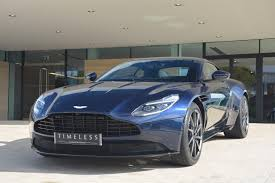 chrome aston martin used 2017 aston martin db11 v12 2dr touchtronic auto for sale in