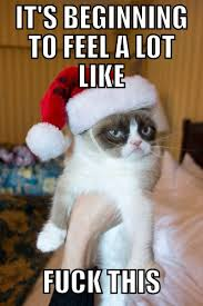 Christmas Miracle Meme - here s what i think about christmas note i wrote this after