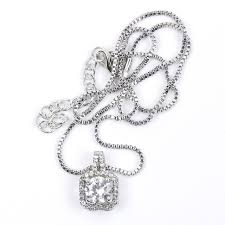 chunky chain charm necklace images Oppohere new fashion crystal charm pendant jewelry chain chunky jpg