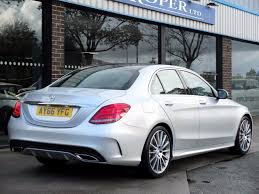 mercedes benz silver lightning second hand mercedes benz c class c250d amg line premium plus auto