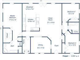 simple to build house plans plans furthermore 30 x 50 house floor plans besides barndominium