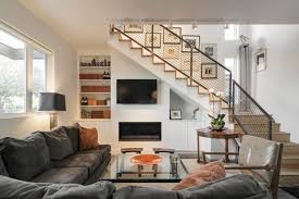 Living Room With Stairs Design Living Room Steps Design Thecreativescientist