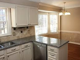Glazing Kitchen Cabinets Before And After by Kitchen Cabinets With Gray Glaze Antique White Kitchen Cabinets
