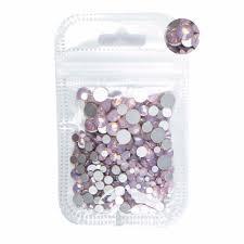 white opal crystal aliexpress com buy 400pc bag blue green pink white opal nail art