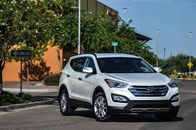 hyundai crossover 2014 first drive 2014 hyundai santa fe sport awd 2 0t six speed blog