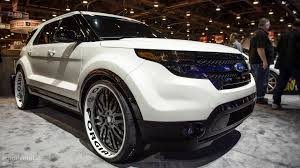 Ford Explorer Upgrades - 2013 ford explorer information and photos zombiedrive